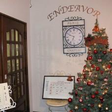 クリスマス時玄関